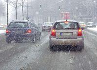 Autofahren im Winter bei Schnee. Bild: Auto-Medienportal.Net (pressrelations)