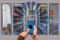 WLAN und Smartphone helfen beim Navigieren.