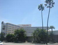 Bild: Das Beverly Hilton Hotel in dem Whitney Houston tot aifgefunden wurde. Bild: wikipedia.org