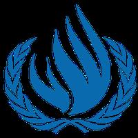 Logo des UN-Menschenrechtsrat (engl. Human Rights Council - UNHRC)