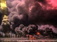 Krieg = Mit Mord und Zerstörung fremden Willen anderen aufzwingen (Symbolbild)