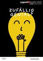 Jugend forscht Plakat 2022  Bild: Stiftung Jugend forscht e.V. Fotograf: Stiftung Jugend forscht e. V.