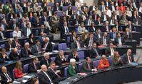 CDU/CSU-Bundestagsfraktion im Deutschen Bundestag, 2014