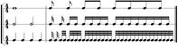 Musiknoten (Symbolbild)