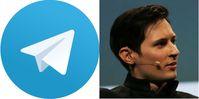 Der Telegram Gründer Pawel Durov, Archivbild