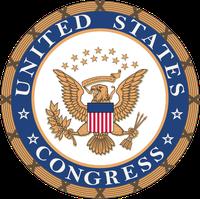 US-Kongress Siegel