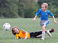 Sport: Leistung anderer Fächer profitiert. Bild: Flickr/tlc