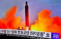 Raktentest Nordkorea (Symbolbild)