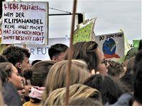 Klimaschutz Demo