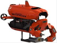 """Aquanaut"" im flexiblen ROV-Modus (Foto: houstonmechatronics.com"