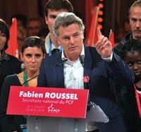 Fabien Roussel  (2018)