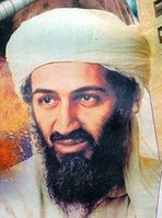 Osama bin Laden / Bild: de.wikipedia.org