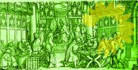 """Ablasshandel hat in Deutschland mindestens 800 Jahre lang Tradition. Heute versündigt sich ein jeder durch """"Atmen"""" (=CO2) - Das wird teuer werden! (Symbolbild)"""