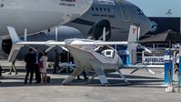 Airbus A³ Vahana Flugtaxi