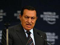 Muhammad Husni Mubarak Bild: World Economic Forum (www.weforum.org)