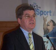 Dr. Thomas Bach Bild: Manfred E. Fritsche / wikipedia.org
