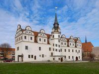 Dessauer Schloss: Johannbau heute