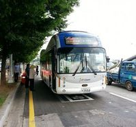 E-Bus: In Korea nun ohne Ladestopps unterwegs. Bild: kaist.edu/english