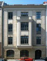 Die Geschäftsstelle des Deutscher Richterbund (DRB) in der Kronenstraße