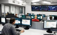 ESET Viruslabor in seine Zentrale in Bratislava. Bild: ESET