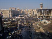 Ukraine: Der Majdan Nesaleschnosti am Tag nach der Entscheidung