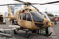 Mock-up eines EC 635 auf der ILA 2012