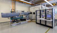 Die neue Anlage zur Rezertifizierung und Instandsetzung des Lenkflugkörpers RBS15 Mk3. Bild: Diehl Defence GmbH & Co.KG Fotograf: PIZ Ausrüstung, Informationstechnik und Nutzung