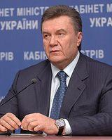 Viktor Janukowitsch Bild: Ingwar at ru.wikipedia