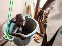 Bild: SOS-Klinik Bangui/Sylvain Cherkaoui