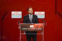 "Leonardo DiCaprio wird neuer Botschafter der Postcode Lotterien Bild: ""obs/Deutsche Postcode Lotterie/Roy Beusker"""