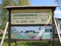 In Lubolz, Unterspreewald