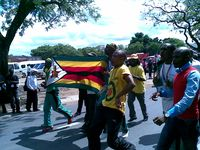 Delegation der ZANU-PF (Symbolbild)