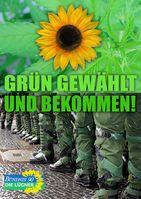 B90/Die Grünen sind trotz Wahlerfolge so stark in der Kritik wie nie zuvor (Symbolbild)