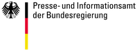 Logo vom Presse- und Informationsamt der Bundesregierung