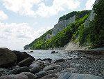 Kreidefelsen an der Nordküste der größten deutschen Insel: Rügen. Bild: Daniel Korioth / de.wikipedia.org