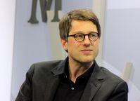 Jan Wagner auf der Leipziger Buchmesse 2015