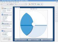 Screenshot Labelerstellungssoftware Surething CD Labeler 5.0