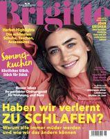 """Cover BRIGITTE 18/2017 Bild: """"obs/Gruner+Jahr, BRIGITTE"""""""