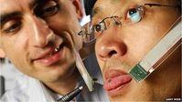 Zungenpiercing: bedeutet neue Mobilität für Patienten. Bild: Gary Meek