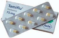 Tamiflu Packung