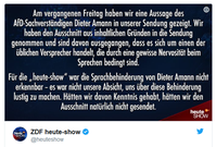 Bild: Screenshot Twitter-Account