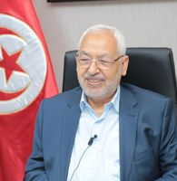 Rached Ghannouchi (2017)