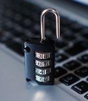 Geknacktes Schloss: Unmengen an Daten im Netz.