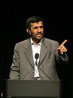 Mahmud Ahmadinedschad Bild: Daniella Zalcman, Creative Commons 2.0