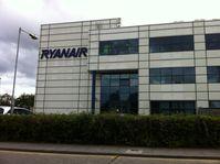 Der Hauptsitz von Ryanair in Dublin