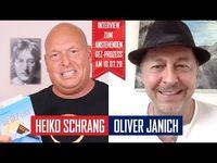 Heiko Schrang und Oliver Janich (2020)