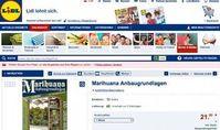 Buch bei Lidl: Angebot schon weg. Bild: Screenshot/kraftfuttermischwerk.de