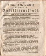 Intelligenzblatt, ein Anzeigenblatt (Symbolbild)