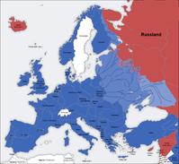 Ausbreitung der Nato und des Westens ...