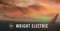 Wright Electric: auf der Suche nach Geschäftspartnern. Bild: weflywright.com